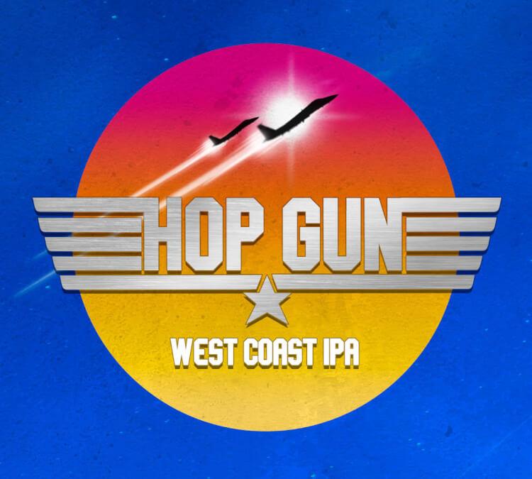 Kit Receita Cerveja Fácil Hop Gun - West Coast IPA
