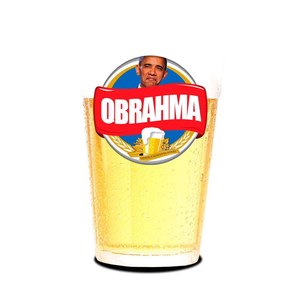 Kit Receita Cerveja Fácil OBRAHMA Pilsen