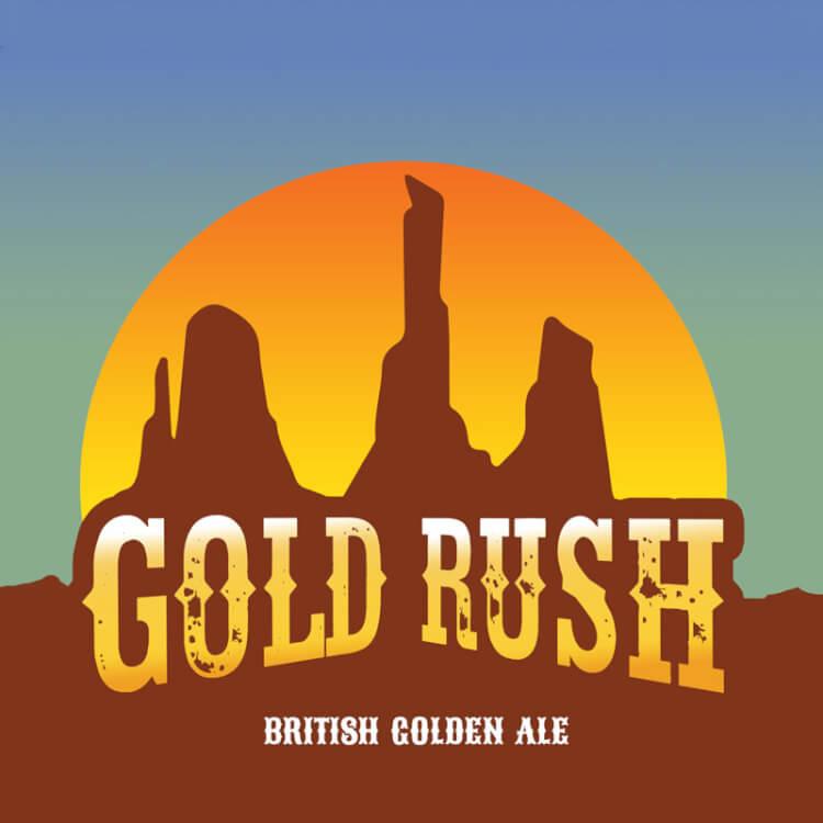 Kit Receita Cerveja Fácil Gold Rush English Golden Ale