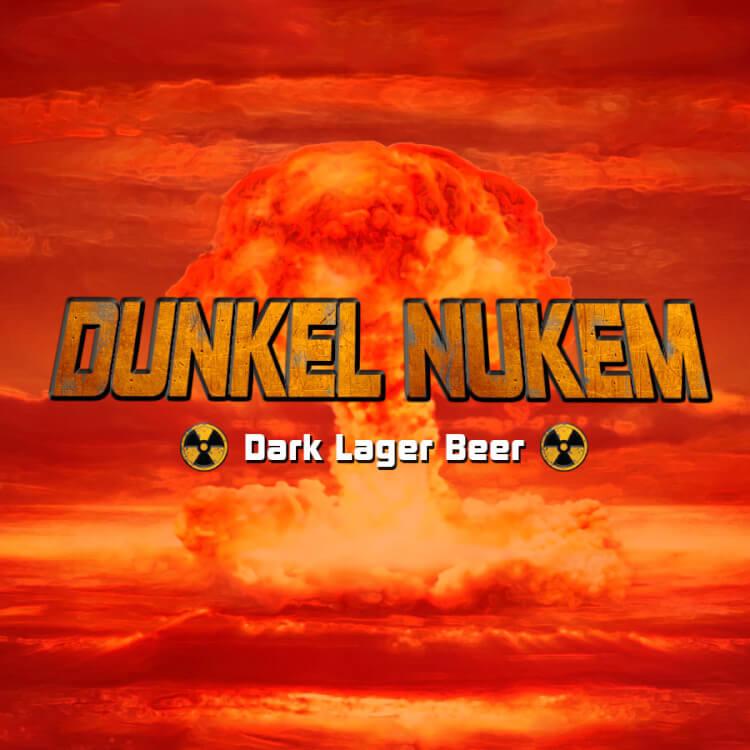 Kit Receita Cerveja Dunkel Nukem - Dark Lager