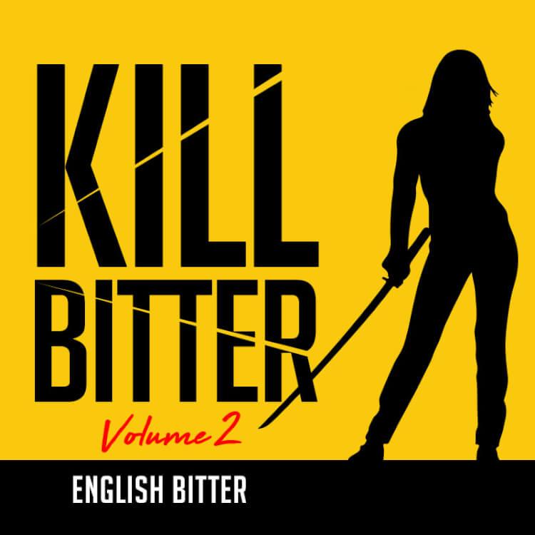 Kit Receita Cerveja Fácil Kill Bitter vol.2