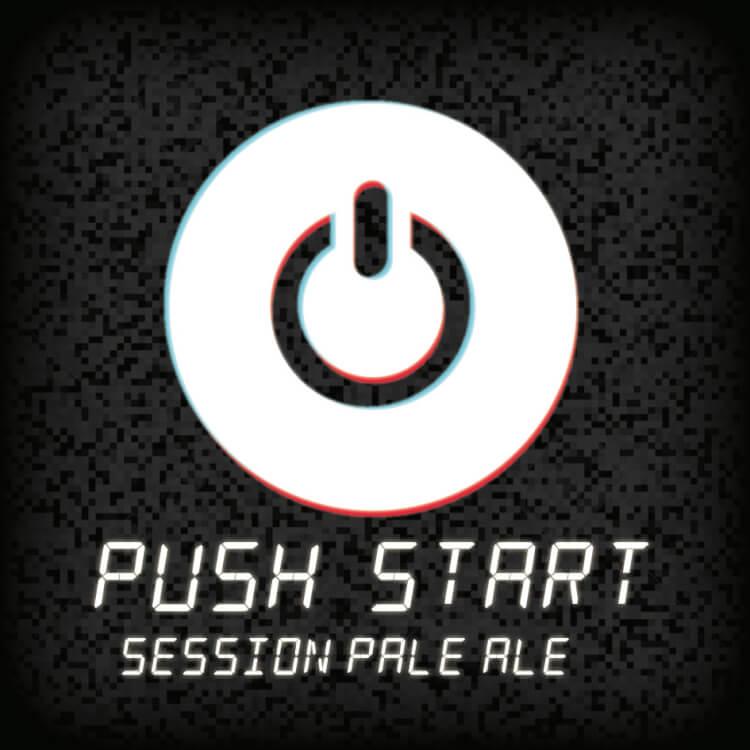 Kit Receita Cerveja Fácil Push Start - Session Pale Ale