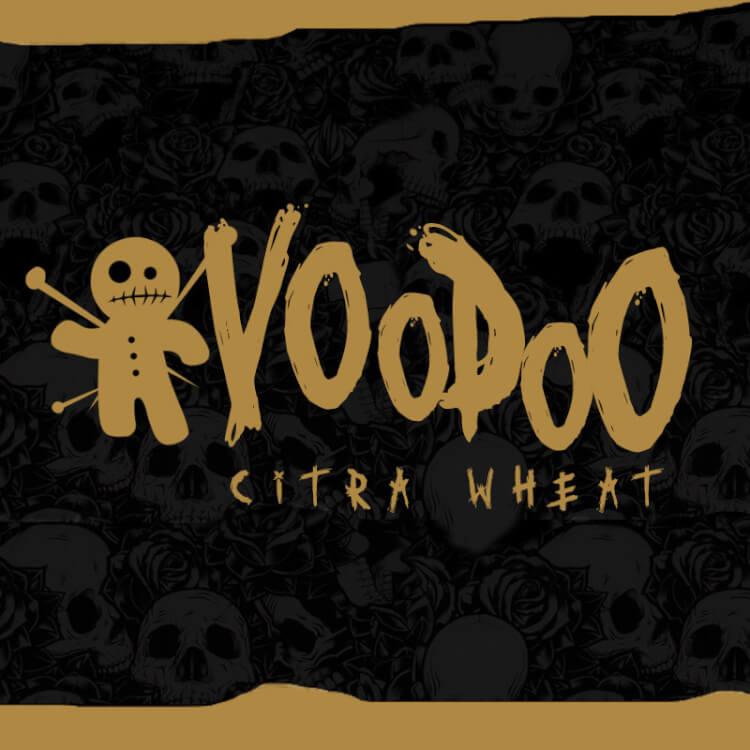 Kit Receita Cerveja Fácil Voodoo Citra Wheat
