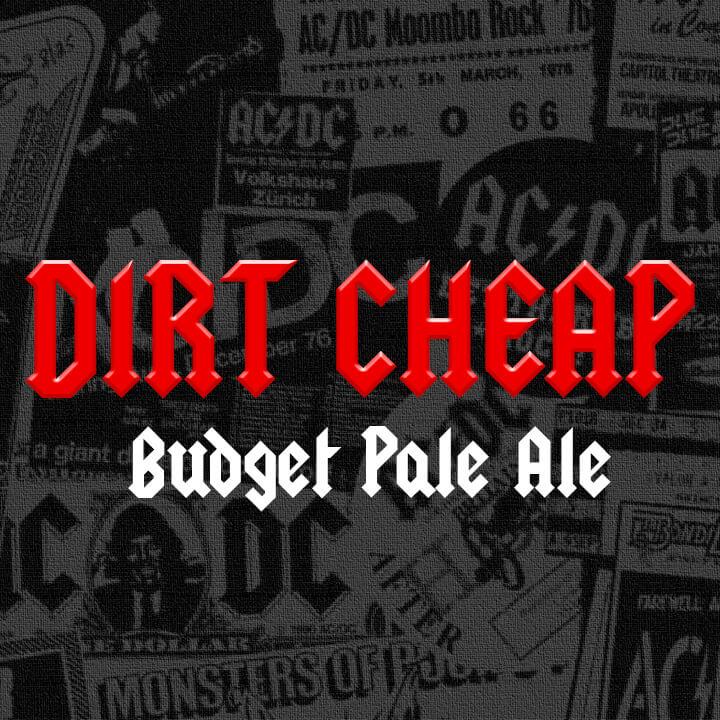 Kit Receita Cerveja Fácil Dirty Cheap APA