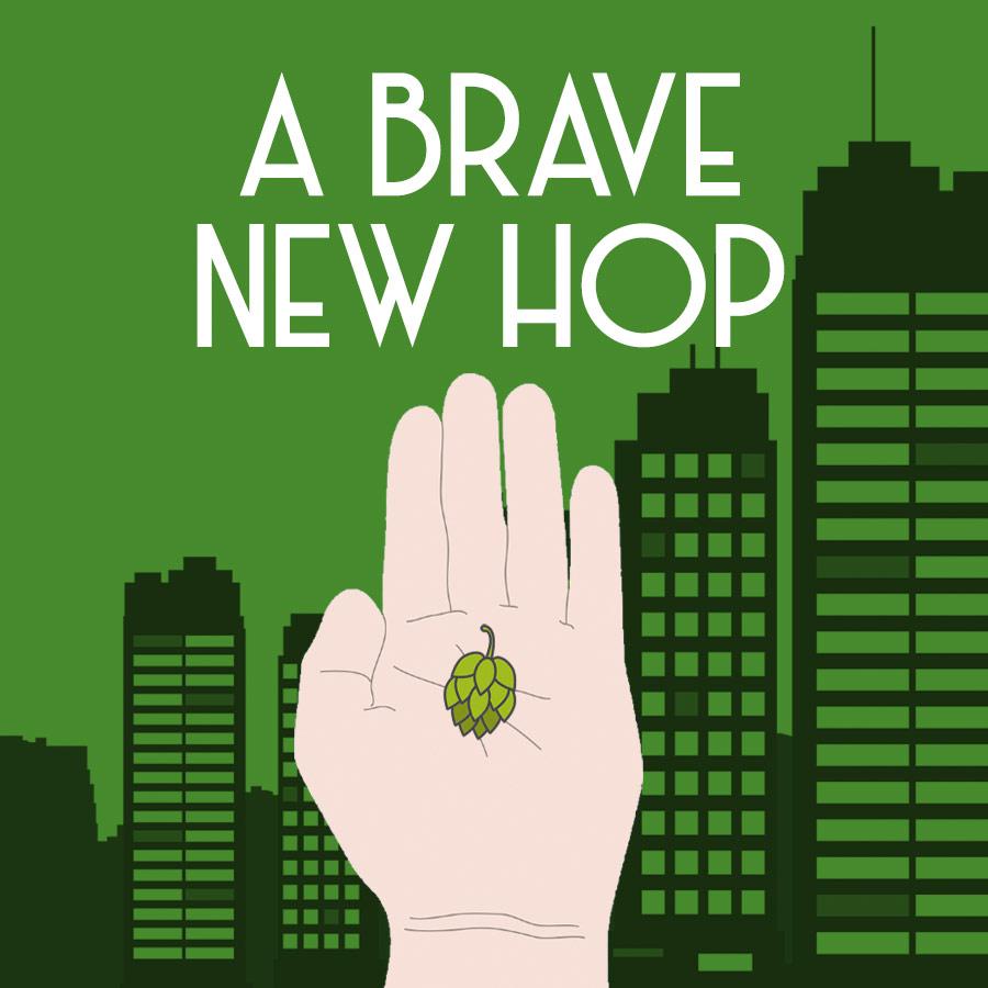 Kit Receita Cerveja Brave New Hop – English IPA