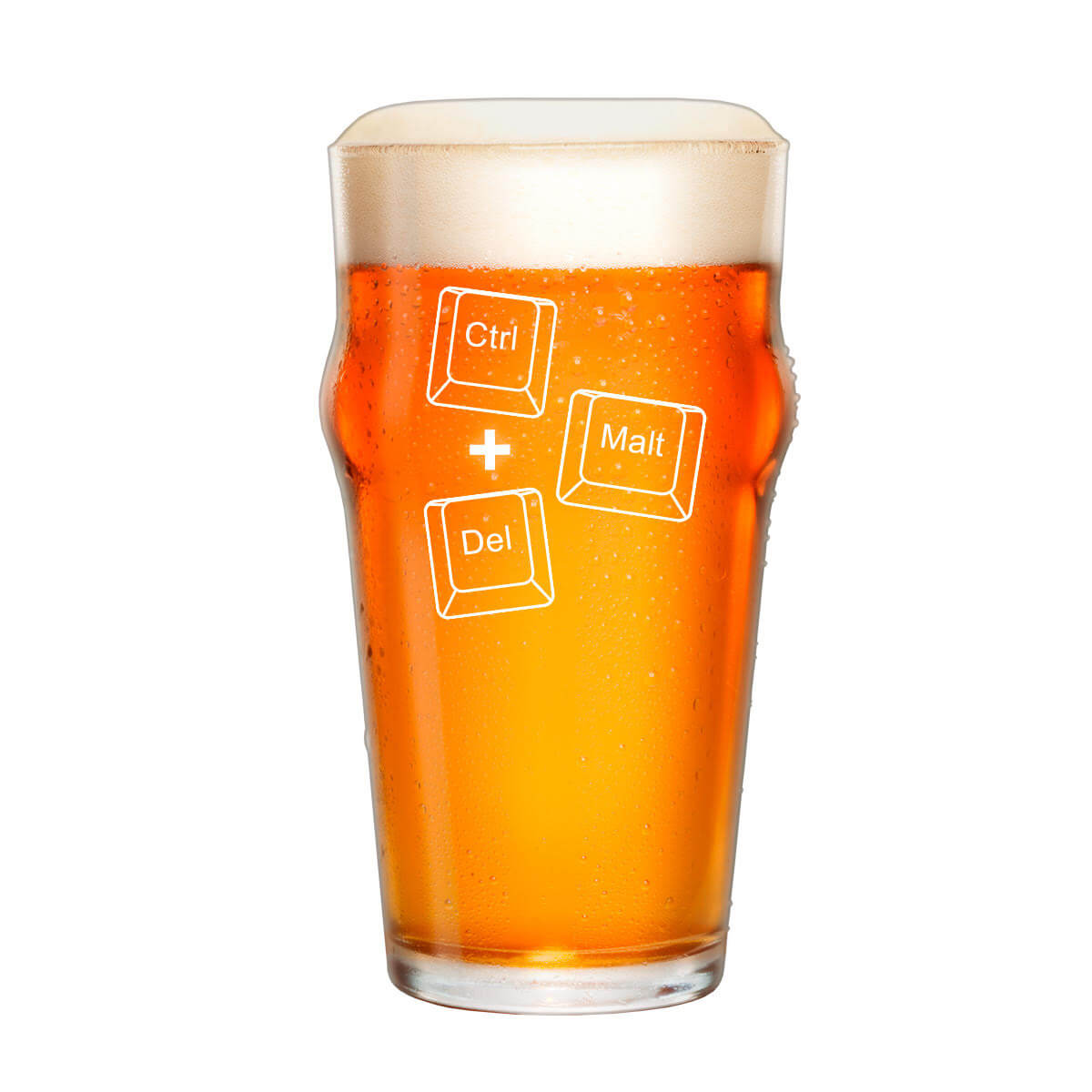Kit Receita Cerveja CTRL + MALT + DEL – American Blonde Ale